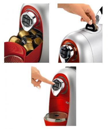 قهوه کپسولی caffitaly system