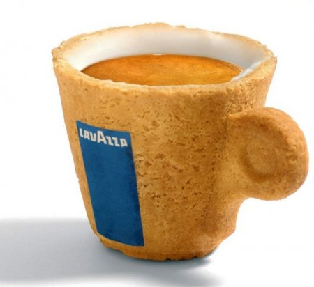 فنجان عجیب قهوه